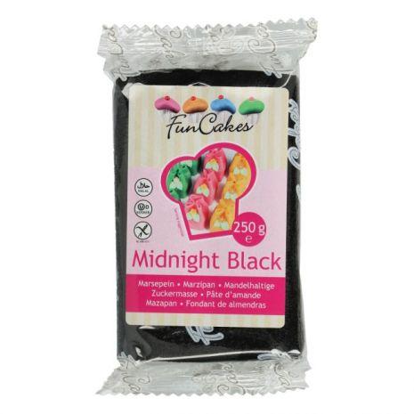 Marsipan svart, 250 g