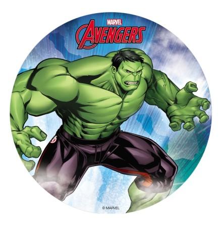 Avengers Hulken, tårtbild