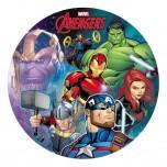 Avengers, Tårtbild