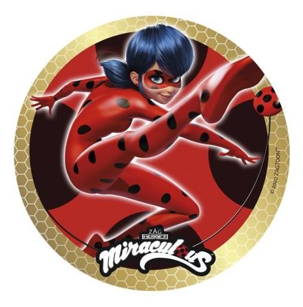 Miraculous Ladybug, Tårtbild