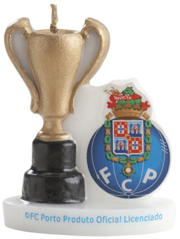 FC Porto Tårtljus