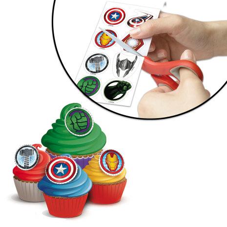 Avengers, 13 st små bilder