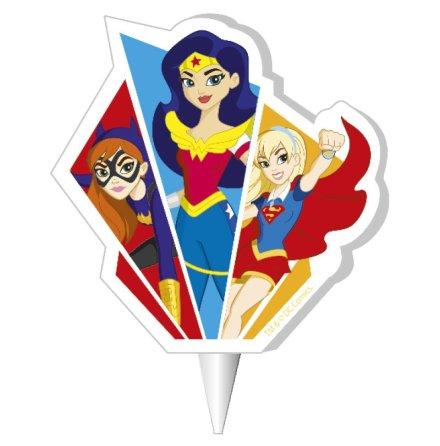 Super Hero Girls, Tårtljus