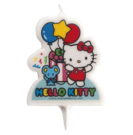 Hello Kitty, 2D tårtljus