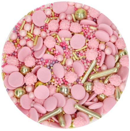 Glamour Pink Strössel