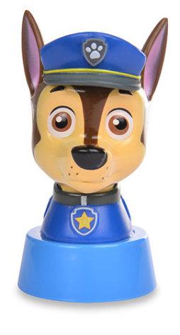 Paw Patrol Chase, tårtdekoration PVC