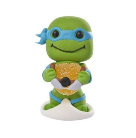 Turtles Leonardo, tårtdekoration