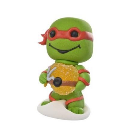 Turtles Raphael, tårtdekoration
