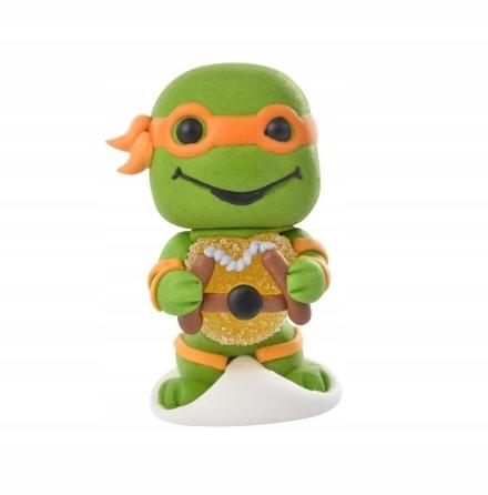 Turtles Michelangelo, tårtdekoration