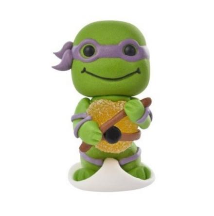 Turtles Donatello, tårtdekoration