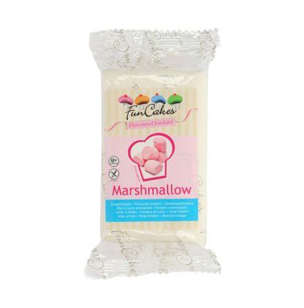 Sockerpasta Marshmallow, 250 g
