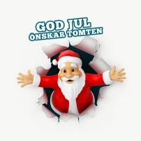 God jul tomte