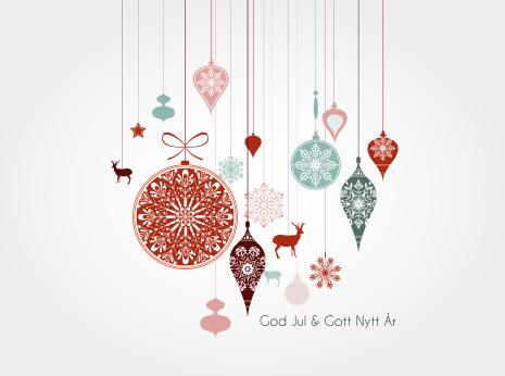 God Jul Gott Nytt År