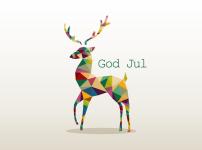 God Jul ren