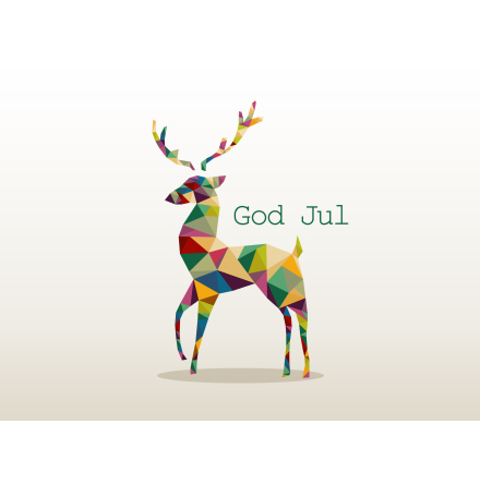 God Jul ren