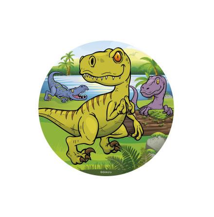 Dinosaurie, Tårtbild