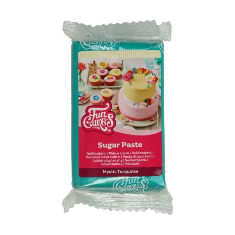 Sockerpasta Turkos, 250 g