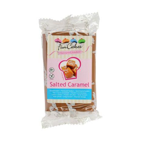 Sockerpasta Salted Caramel, 250 g