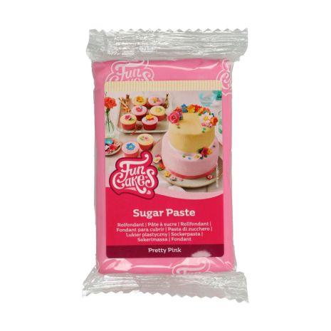 Sockerpasta Rosa, 250 g