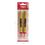Isfacklor, 2 pack 12 cm