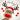 Rudolf tårtbild
