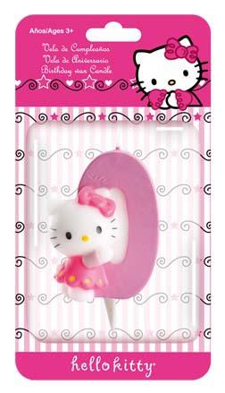 Hello Kitty, Tårtljus 0 år