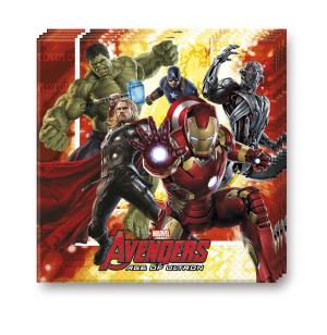 Avengers servetter