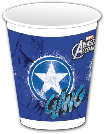 Avengers - Captain America muggar