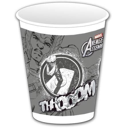 Avengers - Thor muggar