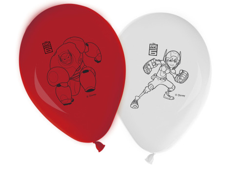Big Hero 6 ballonger