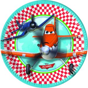 Flygplan tallrikar