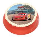 Bilar tårtbild