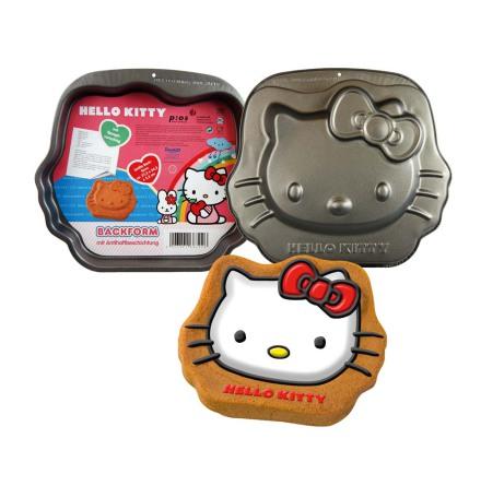 Tårtform Hello Kitty