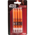 Star Wars tårtljus