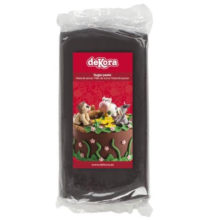 Sockerpasta svart, 250 g