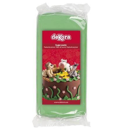 Sockerpasta grön, 250 g