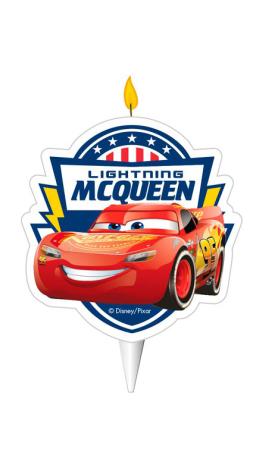 Blixten McQueen, Tårtljus