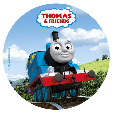 Thomas och vännerna, tårtbild