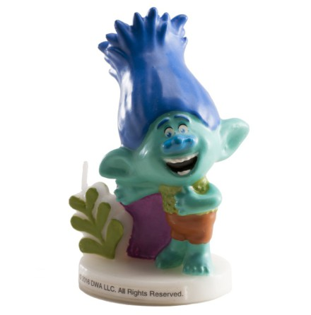 Trolls Branch, tårtljus