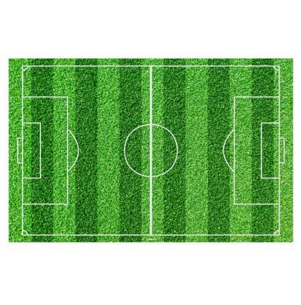 Fotbollsplan, rektangulär