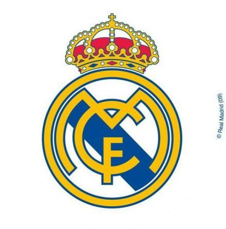 Real Madrid tårtbild