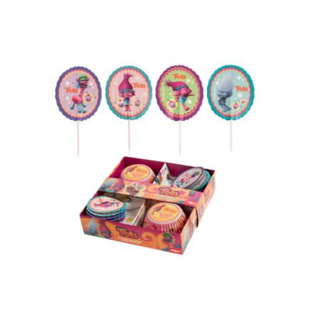 Trolla, Partykit till cupcake