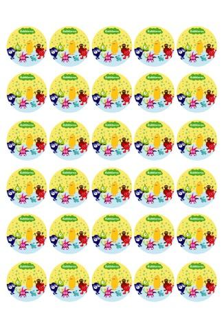 Babblarna Muffinsbild