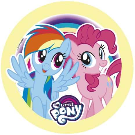 My Little Pony Tårtbild