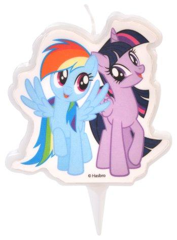 My Little Pony Tårtljus
