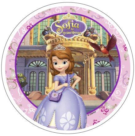 Sofia, Tårtbild