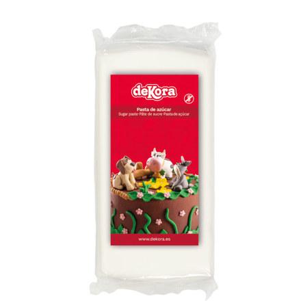 Sockerpasta vit, 250 g