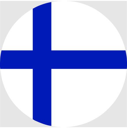 Finland tårtbild