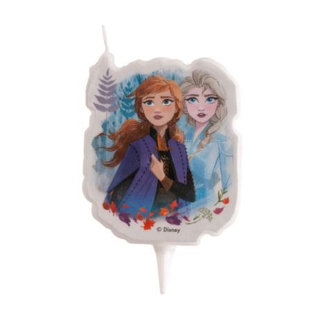 Tårtljus, Elsa & Anna från Frost