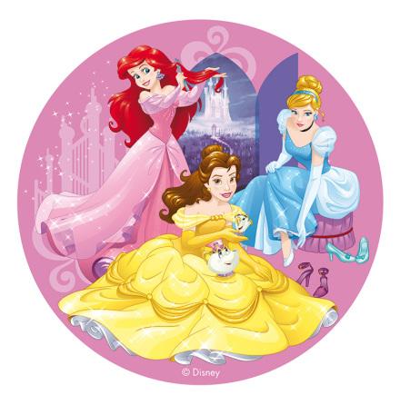 Disney Prinsessor, Tårtbild